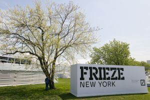Photo by Mark Blower. Courtesy of Mark Blower:Frieze.