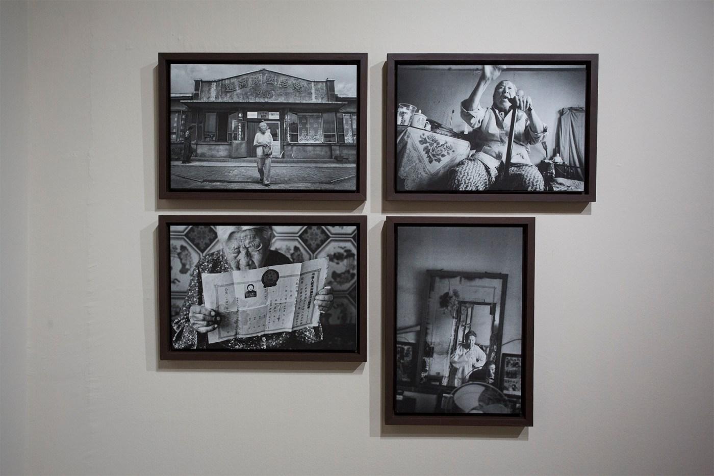 安世鴻 AHN Sehong, Layer by layer – The survived Korean women who had been left in China – Japanese military sexual slavery 《重重—被遺留在中國的日軍朝鮮「慰安婦」》Courtesy of MOCA Taipei