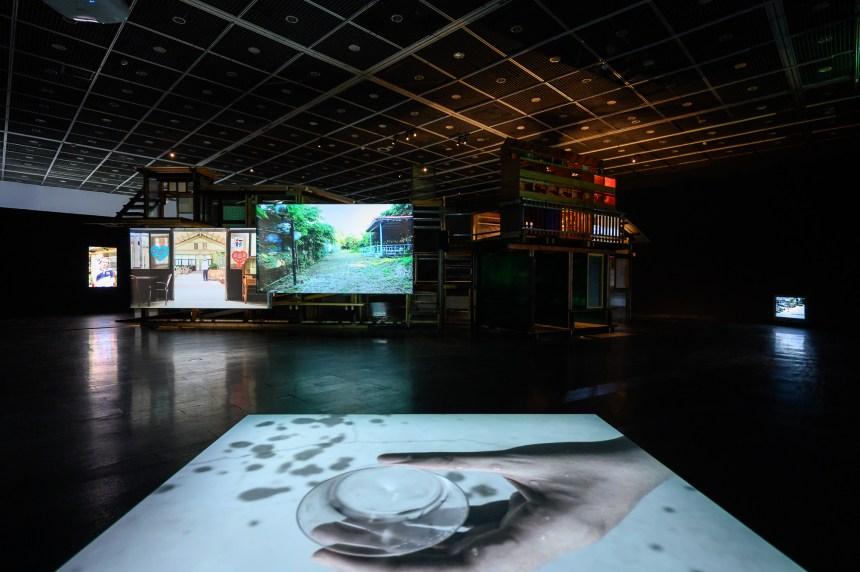 朱駿騰 Chu ChunTeng八月十五 August 15th, Courtesy of 台北當代藝術館 MOCA Taipei