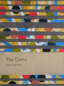 Heman Chong, 張奕滿 Coma : Alex Garland, 2011 Painting on canvas, 61 x 46 x 4 cm HK$ 48,000, Courtesy of Rossi & Rossi