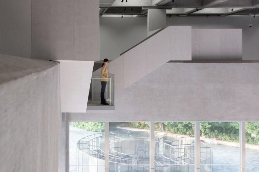 北美館年度藝想迴廊計畫「接近-賴志盛」預展現場。(藝術家賴志盛提供)