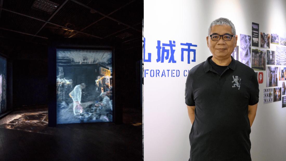 "藝術還能尖銳批判嗎?「多半只能點到為止」專訪《穿孔城市》策展人黃海鳴的3則實話實說 Can art really criticize society? ""Now might be a little."" Three truth by Huang Hai-Ming, the curator of Perforated City."