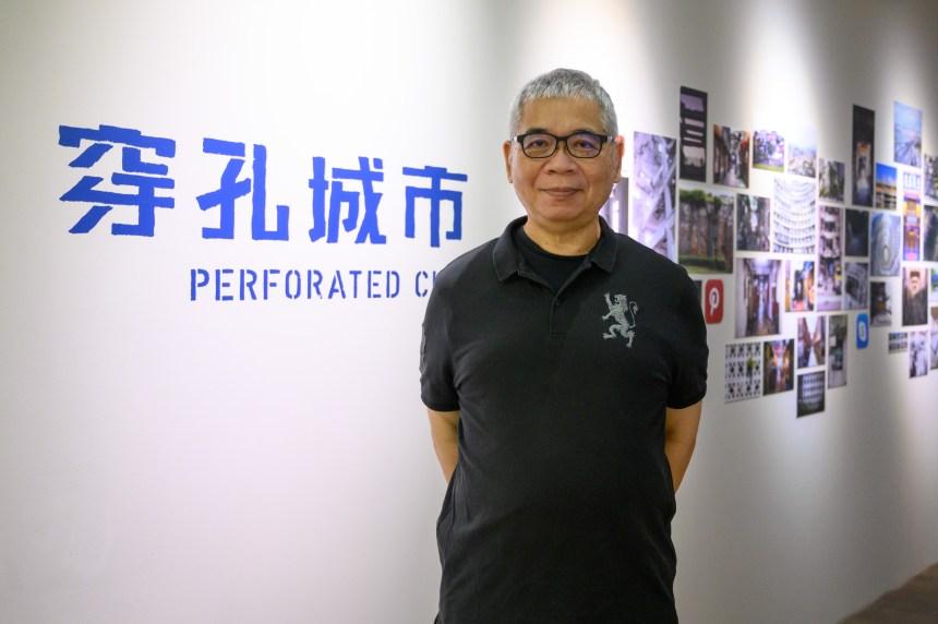 curator -Hai-Ming Huang-1