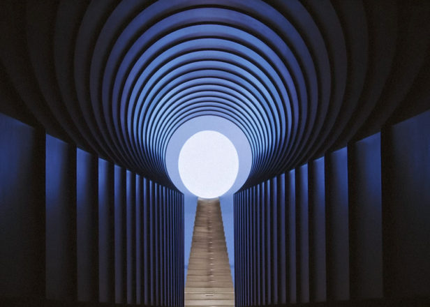James-Turrell-East-Tunnel-Roden-Crater-Yeezy-film-poster-616x440