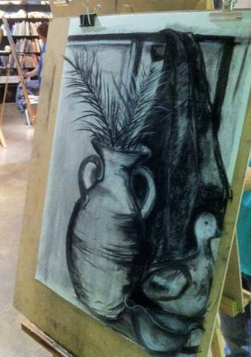 Foundation Drawing Classes