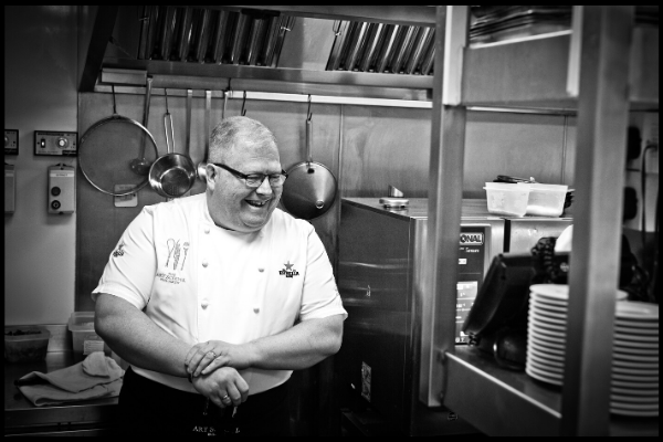 Chef Paul Askew