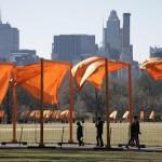 Christo and Jeanne - Claude, istallazione Central Park