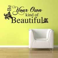 2018 Latest Coco Chanel Wall Stickers