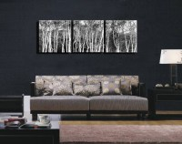 2018 Latest 3 Piece Abstract Wall Art