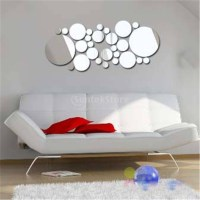 20 Ideas of Circles 3D Wall Art