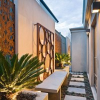 25 Inspirations of Metal Large Outdoor Wall Art