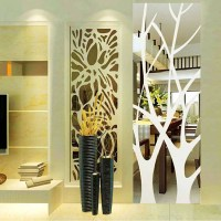 15 Best Ideas of Abstract Mirror Wall Art