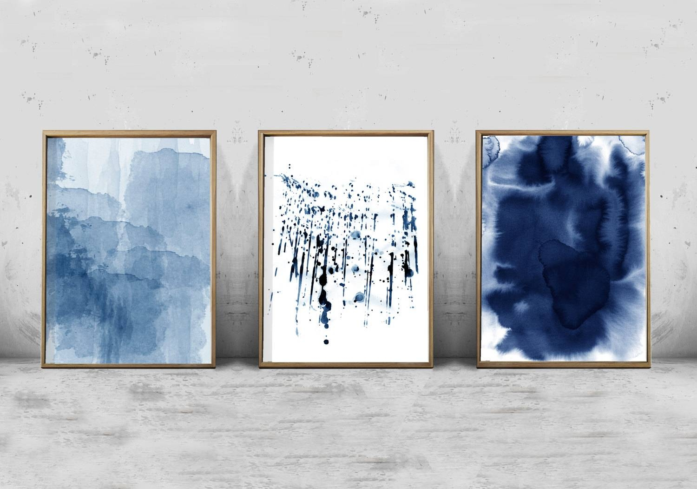 The Best Navy Blue Wall Art
