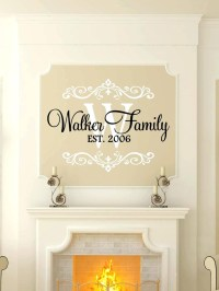 25 The Best Last Name Framed Wall Art