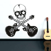 2018 Best of Guitar Metal Wall Art