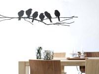 The Best Flock Of Birds Metal Wall Art