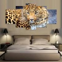 25 The Best Leopard Print Wall Art