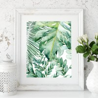 2019 Best of Palm Leaf Wall Decor