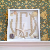 20 Best Collection of Framed Monogram Wall Art