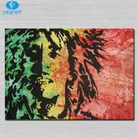 2018 Popular Bob Marley Canvas Wall Art