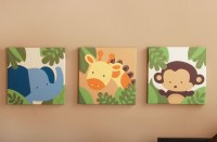 20 Inspirations of Childrens Wall Art Canvas