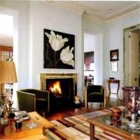 20 Ideas of Fireplace Wall Art