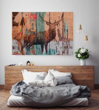 20 Best Collection of Animal Canvas Wall Art