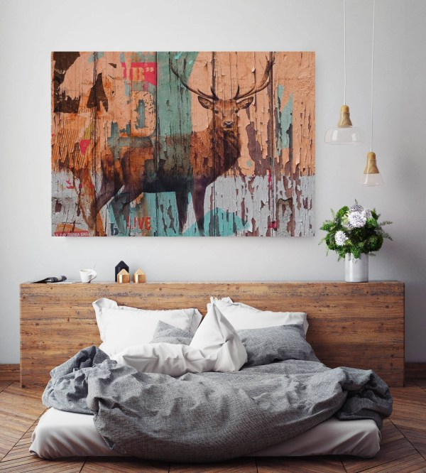 Collection Of Animal Canvas Wall Art