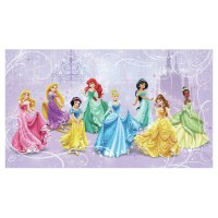 Top 20 of Disney Princess Wall Art