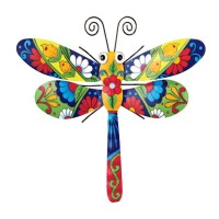 Dragonfly Metal Wall Decor. 30 Ideas Of Mexican Metal Yard ...