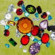 2019 Latest Gemstone Wall Art