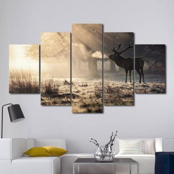 Custom Canvas Wall Art