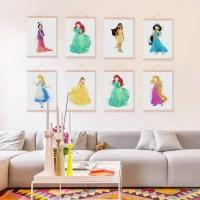 20 The Best Disney Canvas Wall Art