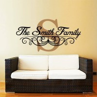 The Best Personalized Last Name Wall Art