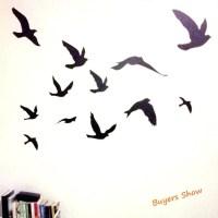 Top 25 of Flock Of Birds Wall Art