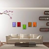 20 Photos Modern Glass Wall Art