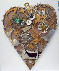 30 Best Collection of Recycled Wall Art