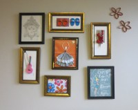 20 Ideas of Framed 3D Wall Art