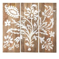 20 The Best Wood Wall Art Panels