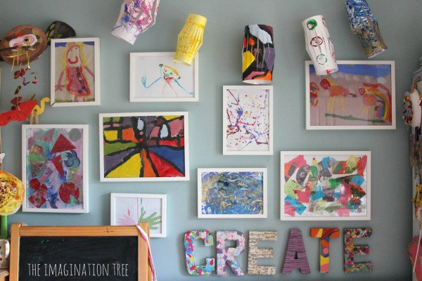 Collection Of Preschool Wall Art