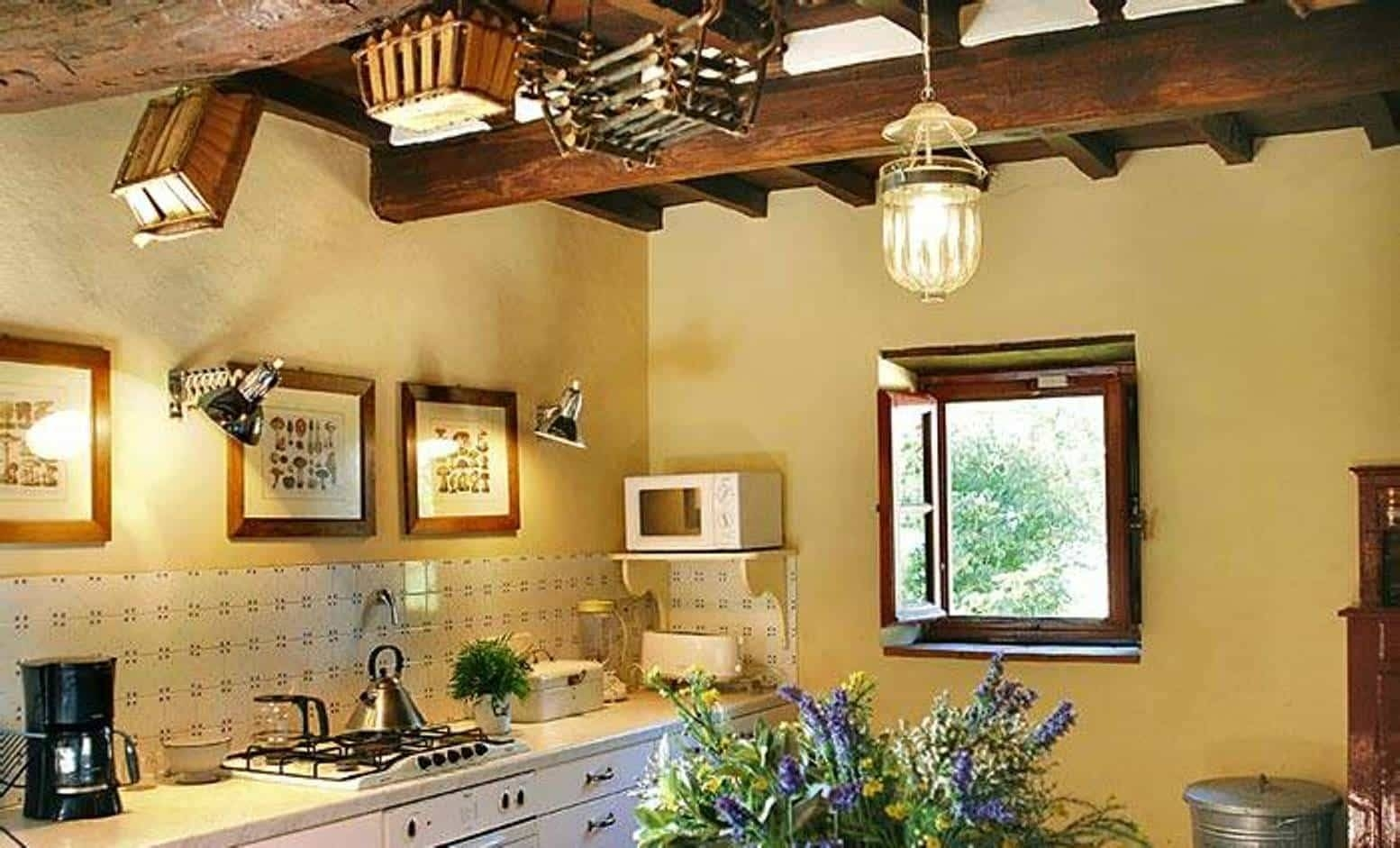 italian themed kitchen curtains home depot cabinets in stock 25 ideas of ceramic wall clock decors