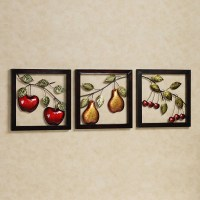 2018 Popular Kitchen Wall Art Sets