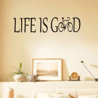 life is good wall decor | Decoration For Home