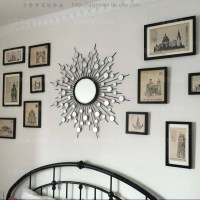 2018 Best of Modern Mirrored Wall Art