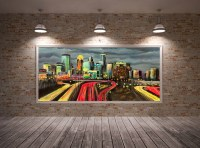 20 Collection of Minneapolis Wall Art