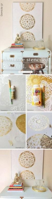 20 Photos Do It Yourself 3D Wall Art