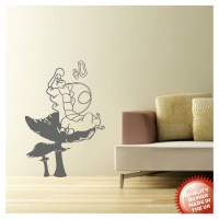 20 Best Collection of Tim Burton Wall Decals