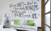 20 Best Collection of Tim Burton Wall Decals