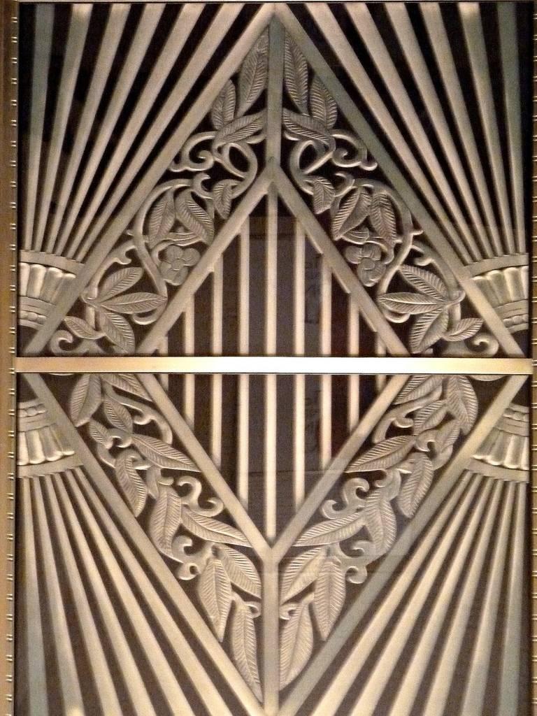 2018 Latest Art Deco Metal Wall Art