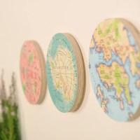20 Ideas of Circles 3D Wall Art